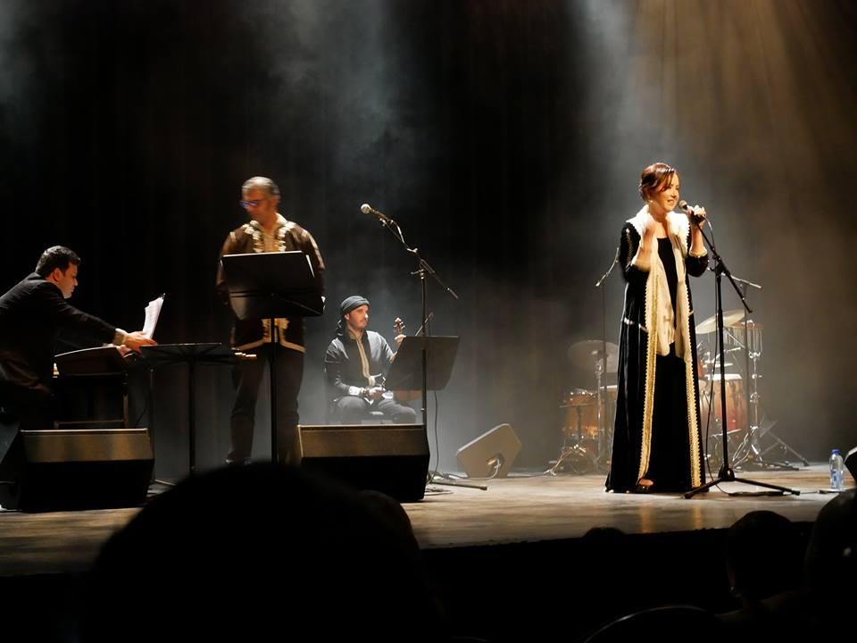 Festival Moussem Cities : Une Karima Skalli magistrale pour son premier concert à Bruxelles