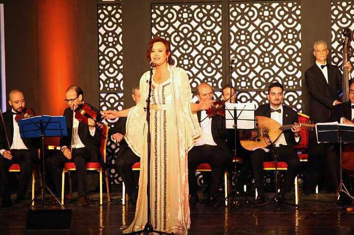 كريمة الصقلي تفتتح مهرجان الشعراء المغاربة