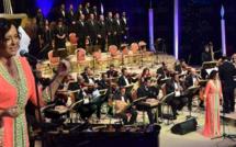 كريمة الصقلي تتألق في حفلها بدار الأوبرا ضمن فعاليات اليوبيل الفضي لمهرجان الموسيقى العربية