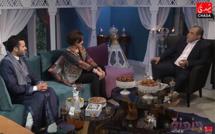 دندنة مع عماد في رمضان : كريمة صقلي و مروان حاجي