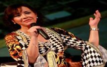 كريمة الصقلي تحيي الحفل الختامي للدورة الثانية عشرة لجوائز العويس الثقافية بدبي