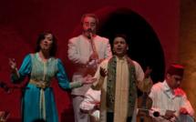 إلى جانب أزيد من أربعين فنانا، الصقلي تفتتح فعاليات مهرجان فاس