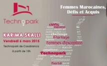 ضيفة شرف بالدورة الخامسة للإحتفاء باليوم العالمي للمرأة بمجمع Technopark
