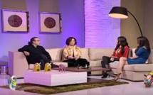 لقاء كريمة الصقلي وأندريه الحاج على روتانا خليجية